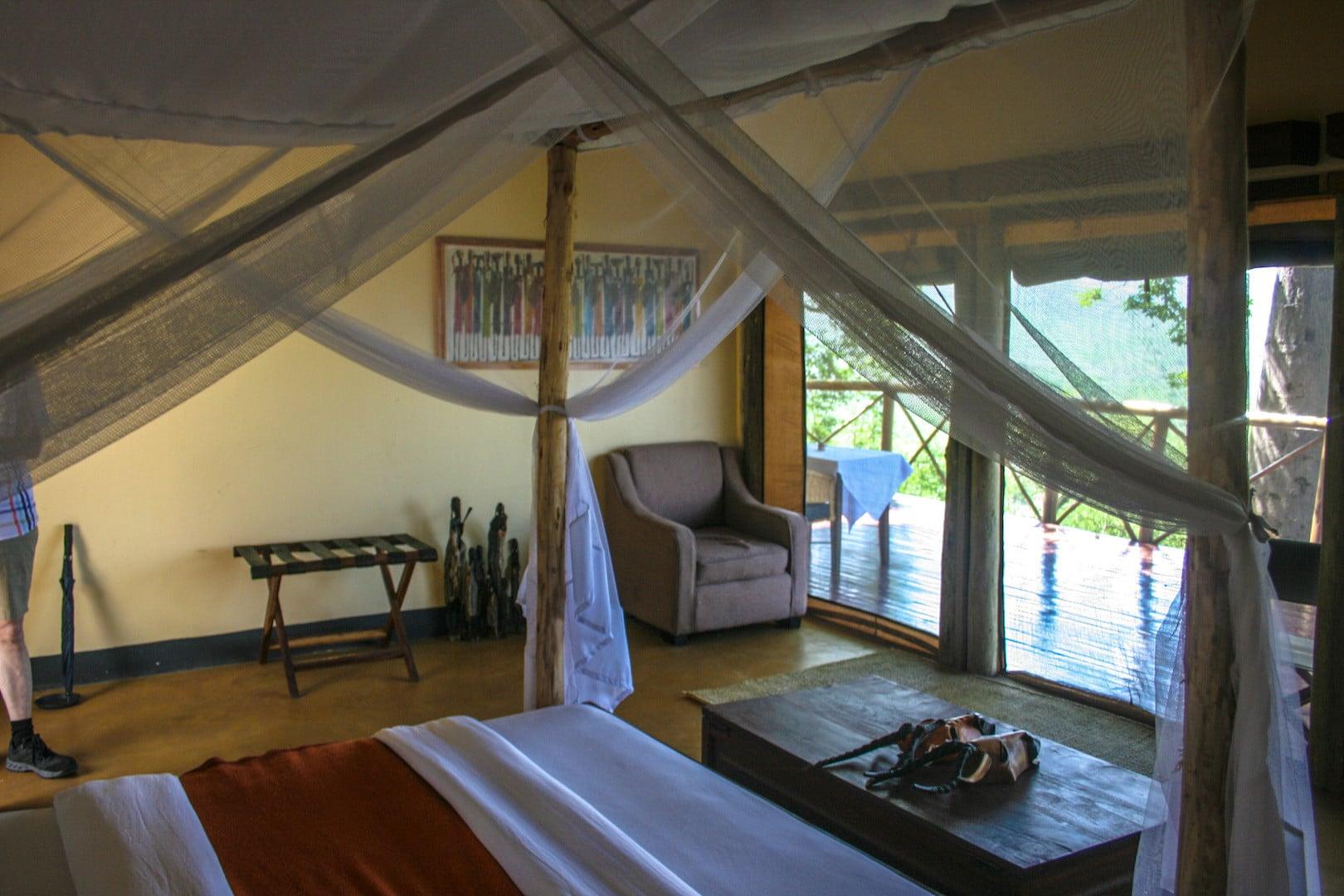 Family / Triple room & Luxury lodges in Arusha Tanzania